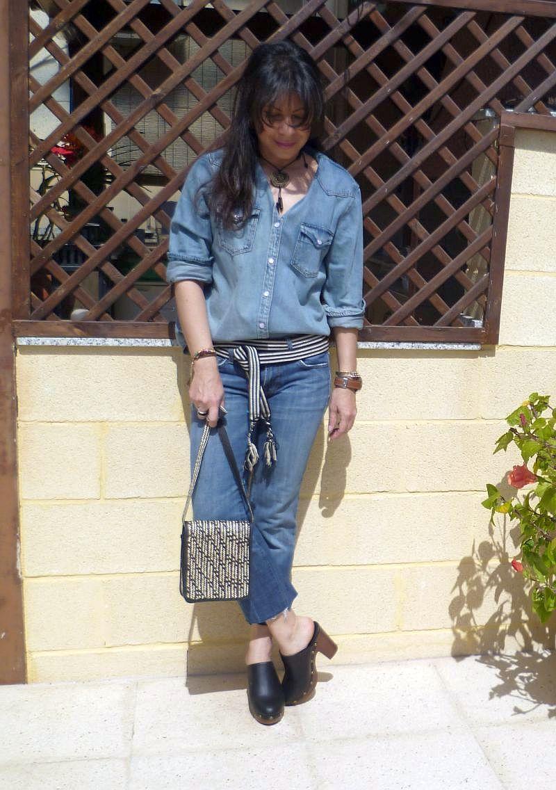 jeans+étnico